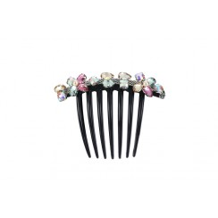 42006-275 Гребень Hair Comb Lt.Pink