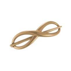 01100-992 Заколка Slid Clip Gold