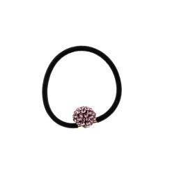 HTW00646-1 Резинка розовая